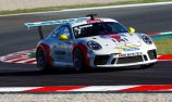 Campbell takes Supercup podium in Spain