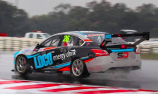 Davies tops wet additional driver session