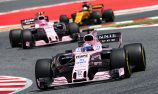 Force India cops $37,000 fine for number breach