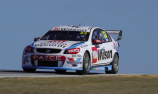 Tander tops opening Supercars practice on home soil
