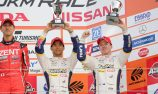Cassidy on podium again in Super GT at Fuji