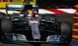 Mercedes puzzled by Hamilton Monaco form