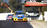 Field of 14 set for V8 Utes Winton round