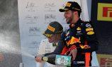 Bittersweet podium for Ricciardo in Barcelona