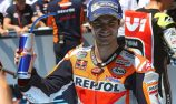 Pedrosa wins, Lorenzo on podium in Jerez