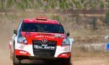 Bates wins Heat 1 of National Capital Rally