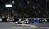 Power wins chaotic Texas IndyCar race