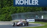 Castroneves pole in Penske sweep at Road America