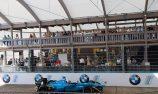 Buemi wins after Mahindra pit lane mishap