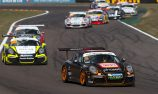 Evans takes first Carrera Cup race win