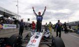 Rahal untouchable in Detroit Race 1