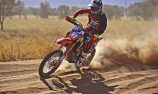 Locals top Bikes after Day 1 of Finke Desert Race