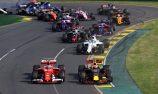 Aus GP retains date as F1 reveals 2018 calendar