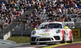 Campbell adds podium to Austrian race win