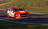 McLaughlin overcomes Whincup for Race 12 win