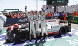 Hartley, Bamber hail special Porsche Le Mans effort