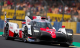 Toyota sets the pace at Le Mans 24H test