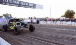 Travis Robinson fastest Car from Alice to Finke