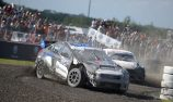 VIDEO: Chris Atkinson Global Rallycross rollover