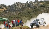 Paddon crash gives Tanak the lead in Italy