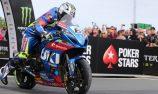 Dunlop wins final race of 2017 Isle of Man TT