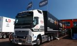 Erebus truck heads straight to Townsville