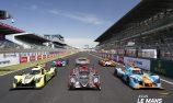 Asian Le Mans Series celebrating their teams at Le Mans