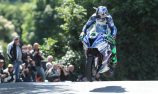 Hutchinson wins opening race of Isle of Man TT