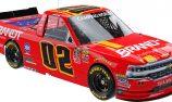 Australian to race in NASCAR Eldora Truck race