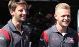 Haas retains Grosjean, Magnussen for 2018