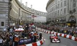 F1 demo to take place on London streets