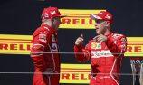 Ferrari hints at new Vettel, Raikkonen deals