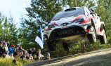 Youngsters star at Rally Finland