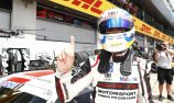 Campbell takes third Supercup pole in Austria
