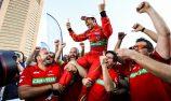 Di Grassi crowned Formula E champion