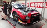 Simmons Nissan repaired after Spa 24 crash