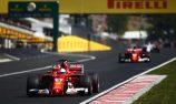 Vettel claims tense Ferrari 1-2 in Hungarian GP