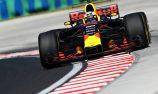 Ricciardo on top in Hungary practice