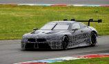 VIDEO: BMW M8 GTE first test