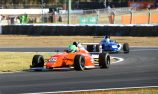 SUPPORTS: Rowe takes Formula 4 pole