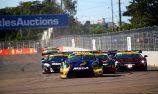 Talbot wins, Bates in big crash in Townsville