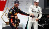 Ricciardo shoey
