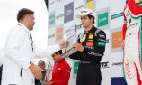 Maiden Formula 3 podium for Pedro at Norisring