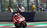 Dovizioso criticises final-corner Marquez dive