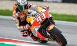Marquez takes third straight MotoGP pole
