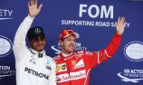 Hamilton: Vettel wouldn't want to be my team-mate
