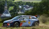 Paddon already focussing on next year's WRC