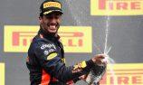 Opportunistic Ricciardo content with Spa podium