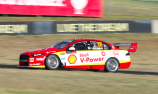 McLaughlin fastest as Ford dominates Practice 2