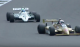VIDEO: Historic Formula 1 at Silverstone